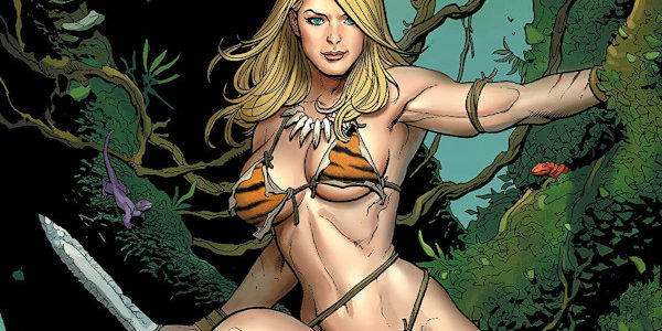 """If you can't get enough of a girl in the jungle who fights huge creatures, check out the """"Frank Cho's Jungle Girl The Complete Omnibus"""" from Dynamite. This massive book […]"""