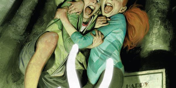 BOOM! Studios releases a Goosebumps inspired like a supernatural story written by the same novelist, where the horrors are happening in a park in Just Beyond: The Horror at Happy […]
