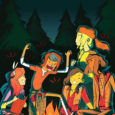 BOOM! Studios release a special edition of Lumberjanes this year, and supposedly this would be the campfire songs edition of the comic.