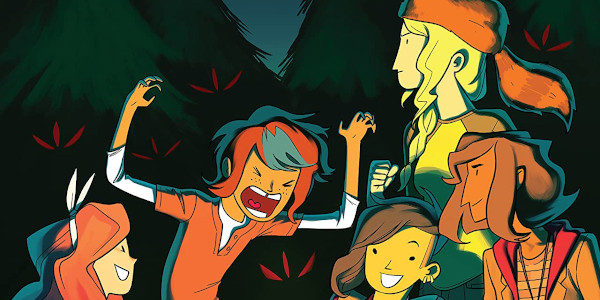 BOOM! Studios release a special edition of Lumberjanes this year, and supposedly this would be the campfire songs edition of the comic. Yeah, It's been a while since I last […]