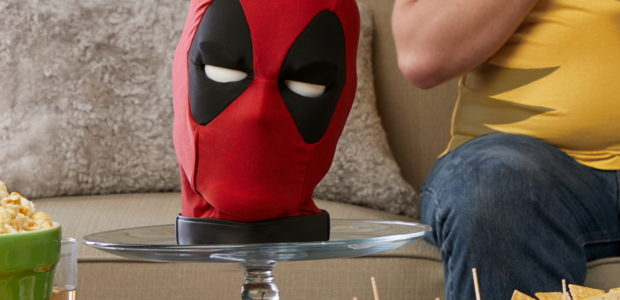 Happy Wadey Wednesday! As you may have seen yesterday on the Hasbro Pulse Instagram page, Hasbro has officially revealed the Marvel Legends Deadpool's Premium Interactive Head – the electronic, interactive, […]