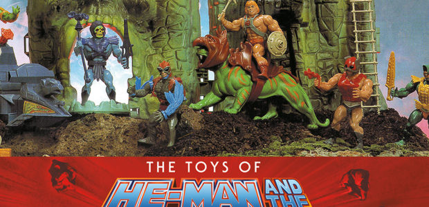 """An Exhaustive Compendium Chronicling """"The Masters of the Universe"""" Toy Lines from 1982 to 2008 By the power of Grayskull!A massive, 700-plus-page, full-color hardcover chronicling the quintessential toys of He-Man, […]"""