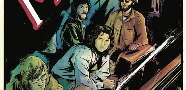ROCK LEGENDS THE DOORS SET TO HONOR THE FIFTIETH ANNIVERSARY OF THEIR LANDMARK ALBUM MORRISON HOTEL WITH A GRAPHIC NOVEL ADAPTATION IN PARTNERSHIP WITH Z2 COMICS 'Morrison Hotel' Graphic Novel […]