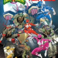 BOOM! Studios and IDW Publishing releases the conclusion of the crossover comic of MMPR and TMNT on its fifth issue.