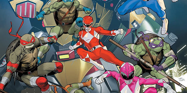 BOOM! Studios and IDW Publishing releases the conclusion of the crossover comic of MMPR and TMNT on its fifth issue. So it comes to this, this is the final chapter […]