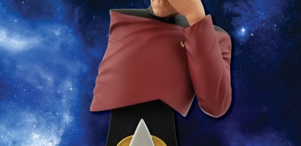 Icon Heroes presents the Previews SDCC Exclusive Captain Jean-Luc Picard Facepalm Mini Bust Paperweight! 2020 has been a frustrating year for many people, and you can express that frustration with […]