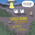 If you're in the mood for page after page of laughs, here's your chance. Pick up Speed Bump, A 25th Anniversary Collection, from IDW.