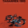 The broken bicycle on the front cover speaks volumes, its spattered shadow resting immobile on a dark red background. From IDW comes a nonfiction graphic novel that captures the times […]