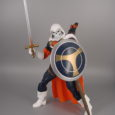 With the announcement of the Black Widow movie – and the action-packed trailers that followed – the world was introduced to a fan-favorite character from Marvel Comics: The Taskmaster!