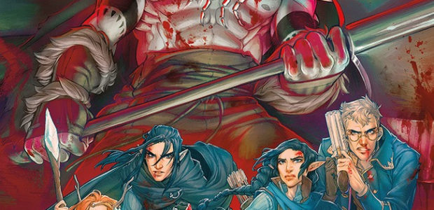 The Prequel Comics to the Hit Series Critical Role Gets the Oversized Hardcover Treatment Experience the stories of the adventuring party known as Vox Machina before the smash-hit showCritical Rolestarted!Writers […]