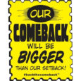 """On May 13, 2020, Diamond Comic Distributors and Alliance Game Distributors partnered to launch the """"Back The Comeback"""" campaign,"""