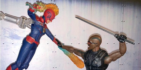 What if Captain Marvel was a villain and had to Fight Blade who would win? The Story: Paying homage to the classic What If? comics I decided to go with […]