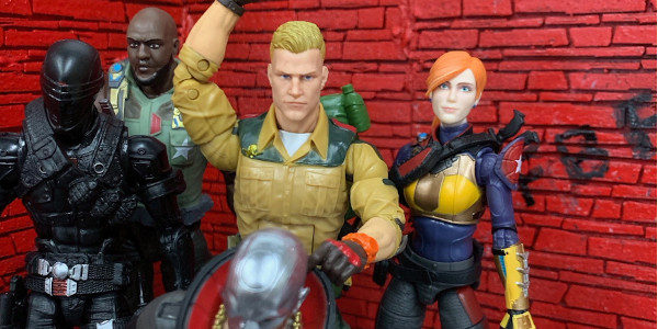 Yo Joe! Back Story: G.I. Joe was first introduced February 2 1964 as a 12-inch line. The initial line represented the 4 branches of the military and was also introduced […]