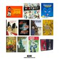The 2020 Eisner Award judges recognized IDW Publishing (OTCQX: IDWM) and its imprints, Artist's Editions, EuroComics, Library of American Comics, Sunday Press, Top Shelf, and Yoe Books, with a combined fifteen nods this year (fourteen nominations and one […]