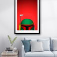 Known for his officially licensed artwork for the MLB, minimalist artist, S. Preston is excited to announce his latest release in the STAR WARS MINIMALIST series featuring iconic characters R2-D2, Boba […]
