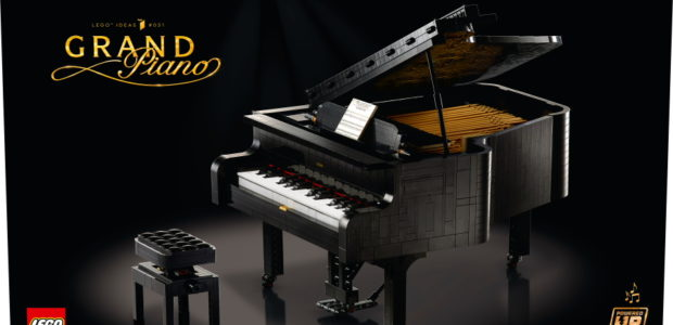 Imagined by an avid LEGO builder, the LEGO Group's brand-new LEGO® Ideas Grand Piano is a show-stopping set for adult music lovers and builders – available from 1st August from […]