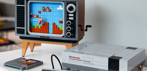 The LEGO Group and Nintendo build on LEGO® Super Mario™ partnership with this new LEGO® Nintendo Entertainment System™ and 1980s-style TV that let adult fans recreate Super Mario Bros.™ gameplay […]
