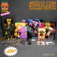 This exclusive 'Booth-In-A-Box' is jam-packed with badassery to celebrate the first ever Mezco Con – right from the comfort of your own couch!