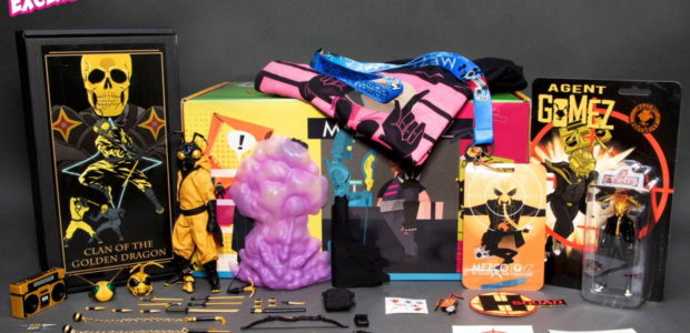 This exclusive 'Booth-In-A-Box' is jam-packed with badassery to celebrate the first ever Mezco Con – right from the comfort of your own couch! NOTE: Only two (2) coupons will be […]