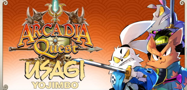 IDW Games' BackerKit Promotion Launches Today  IDW Games, in partnership with CMON Limited, is announcing today the launch of a BackerKit preorder campaign for Arcadia Quest: Usagi Yojimbo Hero Pack, an expansion […]