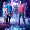 Orion Pictures has released the official trailer and poster for BILL & TED FACE THE MUSIC.