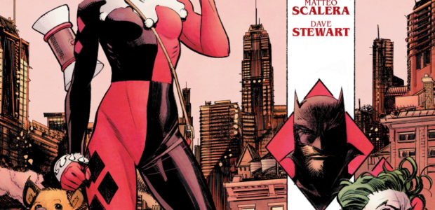 THE WORLD OF BATMAN: WHITE KNIGHT EXPANDS WITH A NEW SPIN-OFF SERIES, BATMAN: WHITE KNIGHT PRESENTS HARLEY QUINN Six-Issue Miniseries Features the DC Debut of Writer Katana Collins Issue One […]