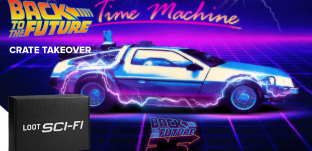 Loot Sci-Fi celebrates the 35th anniversary of Back to the Future with heavy collectibles and gear. Fire up the flux capacitor because Loot Crate is going Back to the Future […]