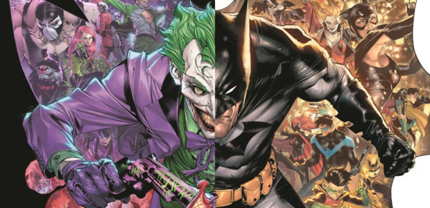 October Brings Conclusion, Consequences and Aftermath to The Dark Knight with Batman #100, Batman #101 and Detective Comics #1028 This October, there's more trials and tribulations than tricks and treats […]