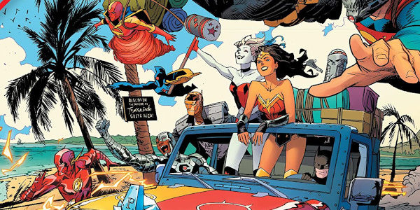 It's summer, and time to sit back on our rolled spines and carefully unwrap a copy of DC's Cybernetic Summer! This 80 page Summer Special has 10 tales, all revolving […]