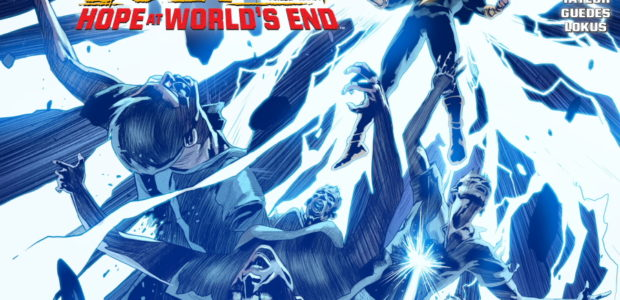 """The Siege of Jotunheim"" The sixth chapter of DCeased: Hope At World's End has arrived! A new story featuring DCeased: Dead Planet's Wink and The Aerie, set before the Earth's […]"