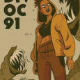 Acclaimed Comics Creators — including WALKING DEAD artist Charlie Adlard, FRIENDO writer Alex Paknadel, and UK Comics Laureate Hannah Berry — Present PLANET DIVOC-91 A SciFi Satire About a Pandemic […]