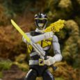 Energize and release the power! Hasbro has revealed an all-new 6-inch action figure from the Power Rangers Dino Charge series – The Power Rangers Lightning Collection Dino Charge Black Ranger!