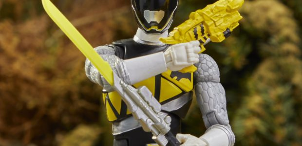 Energize and release the power! Hasbro has revealed an all-new 6-inch action figure from the Power Rangers Dino Charge series – The Power Rangers Lightning Collection Dino Charge Black Ranger! […]