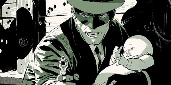 Scott Lobdell writes the first issue of a brand new swing and swat at The Green Hornet, from Dynamite. This licensed title brings a whole history of stories and storied […]