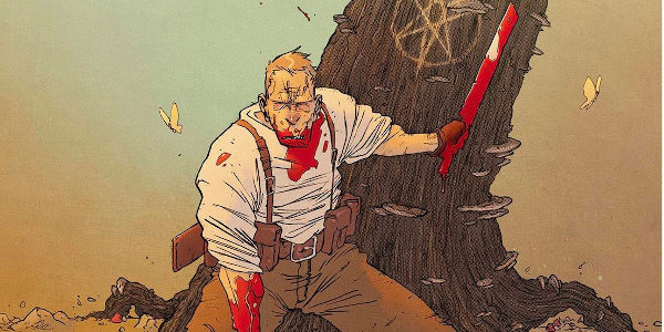 With a title like 'Grit', and logo that looks like it's brushed on in fresh red blood, we're off to a horrific start with issue 1! Grit, from Scout Comics, […]