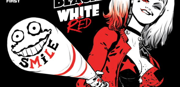 """""""Get Yer Story Straight"""" Announced just two weeks ago and hammering fans weekly with Harley Quinn stories in the vein of Batman:Black&White, the third chapter of Harley Quinn: Black + […]"""