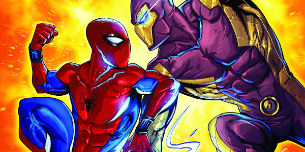 Readers of the Marvel/IDW Marvel Action series of books are typically middle school age. But that's not the only reading audience for these somewhat simplified and streamlined stories. True, they […]