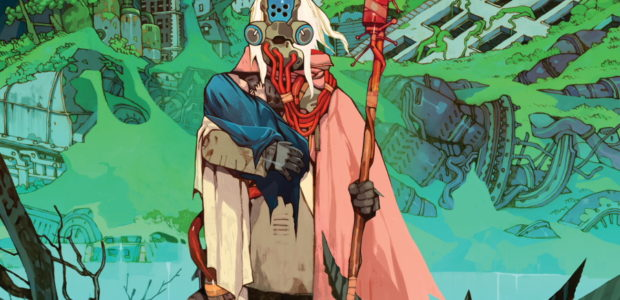 All Star Creative Team Presents a Comic Book Series About Life After Humans with BOOM! Studios BOOM! Studios announced today the launch of science fiction epic,ORIGINS, as a new comic […]