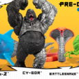 Todd McFarlane, legendary creator, and McFarlane Toys creative force announced a new McFarlane designed creature toy line RAW10 coming exclusively to Walmart.  McFarlane and the award-winning McFarlane Toys' design team […]
