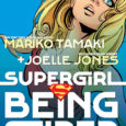 DC's Supergirl: Being Super is a good intro into Supergirl's world. But be aware that this collection of 4 single issues proceeds at a less-than-light-speed pace.