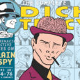 As we rejoin IDW's series of the Complete Dick Tracy at Volume 28, it's 1974, reprinting strips running to 1976.