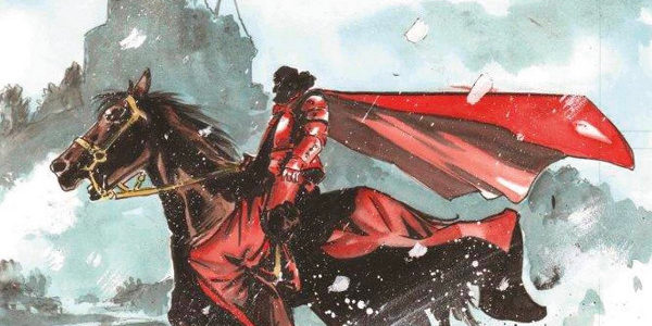 From a well-worn path of vampire lore, Scout Comics emerges with Vlad Dracul, in a longer-than-usual first issue tale. Writer Matteo Strukul strikes a middle ground among witchcraft, vampire legend, […]