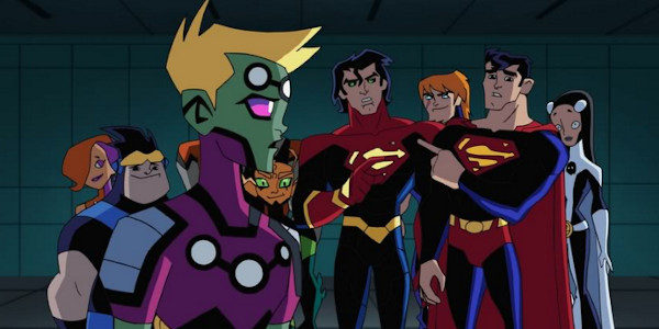 """I'm going to the future, Ma!"" ""Ok! Bring a sweater!"" The Legion of Super Heroes is a 2006 WB animated show produced and designed by Justice League Unlimited veteran James […]"