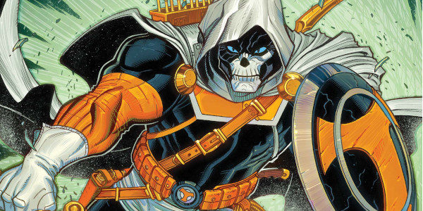 Learn about the comics book origin of Marvel's Taskmaster!