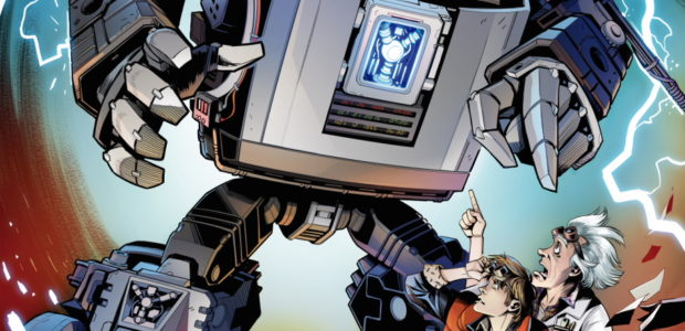 Join Marty McFly and the Autobots for the First-Ever Storyline Featuring Hasbro and NBCUniversal's Newest Creation, Gigawatt! Two of the greatest science fiction franchises of the 1980s will collide this […]
