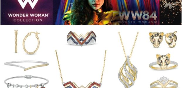 Zales is excited to announce the launch of their Wonder Woman 1984 exclusive fine jewelry collection inspired by the most famous female superhero of all time – just in time for Comic-Con on July 22!  Available now, […]
