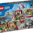 Re-create your favourite scenes from the popular series with The LEGO Group's brand-new LEGO® City Main Square – available to buy from 1st September from LEGO.com and LEGO Stores.
