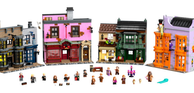 Launching today, the spectacular new LEGO® Harry Potter® set allows fans to be transported to the most magical shopping street in the world, now in brick form!  Diagon Alley™ is one of the most iconic locations […]