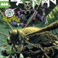 Joker War Part Three! Batman #97!! One of DC's headline titles presents us with late summer mayhem.