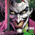 DC Comics releases an overrated Batman comic that leaves you with frights and laughs in Batman: Three Jokers, Book One.